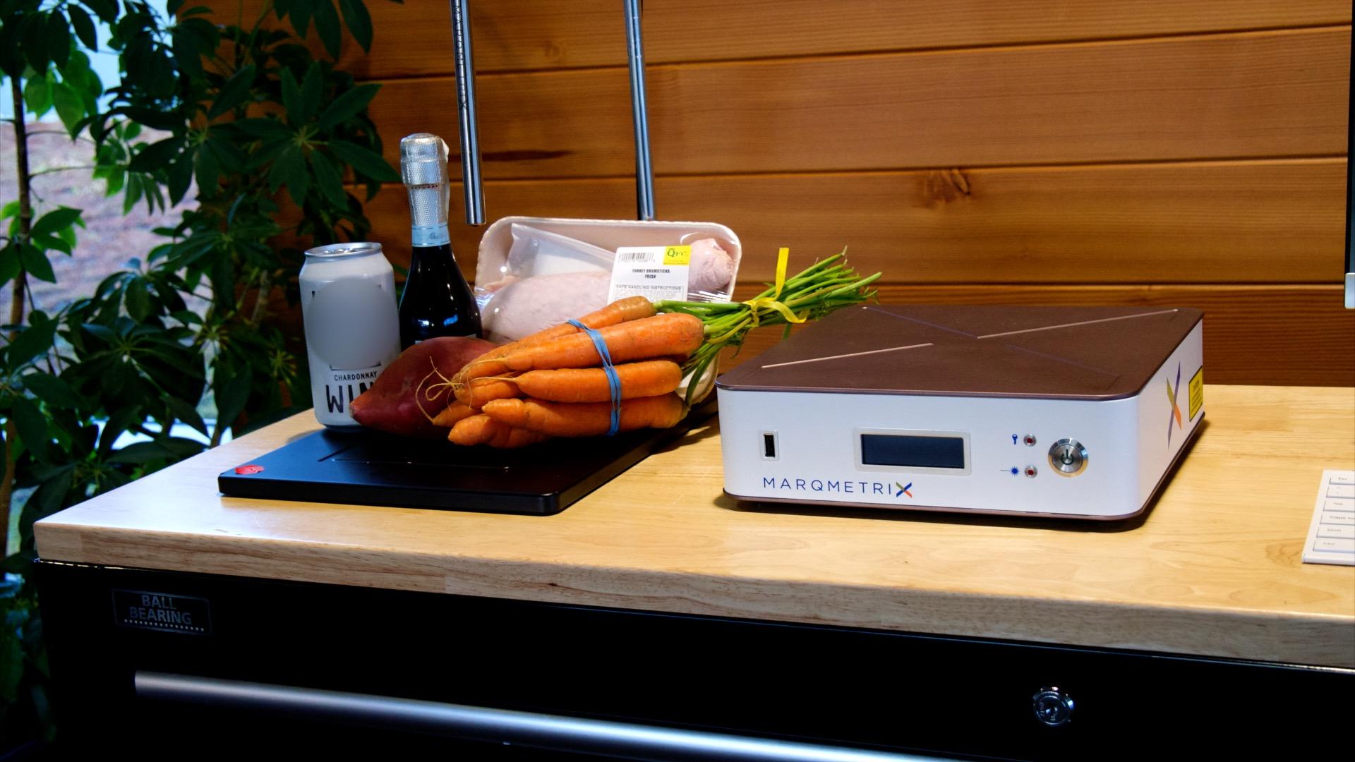MarqMetrix Food and Beverage Applications