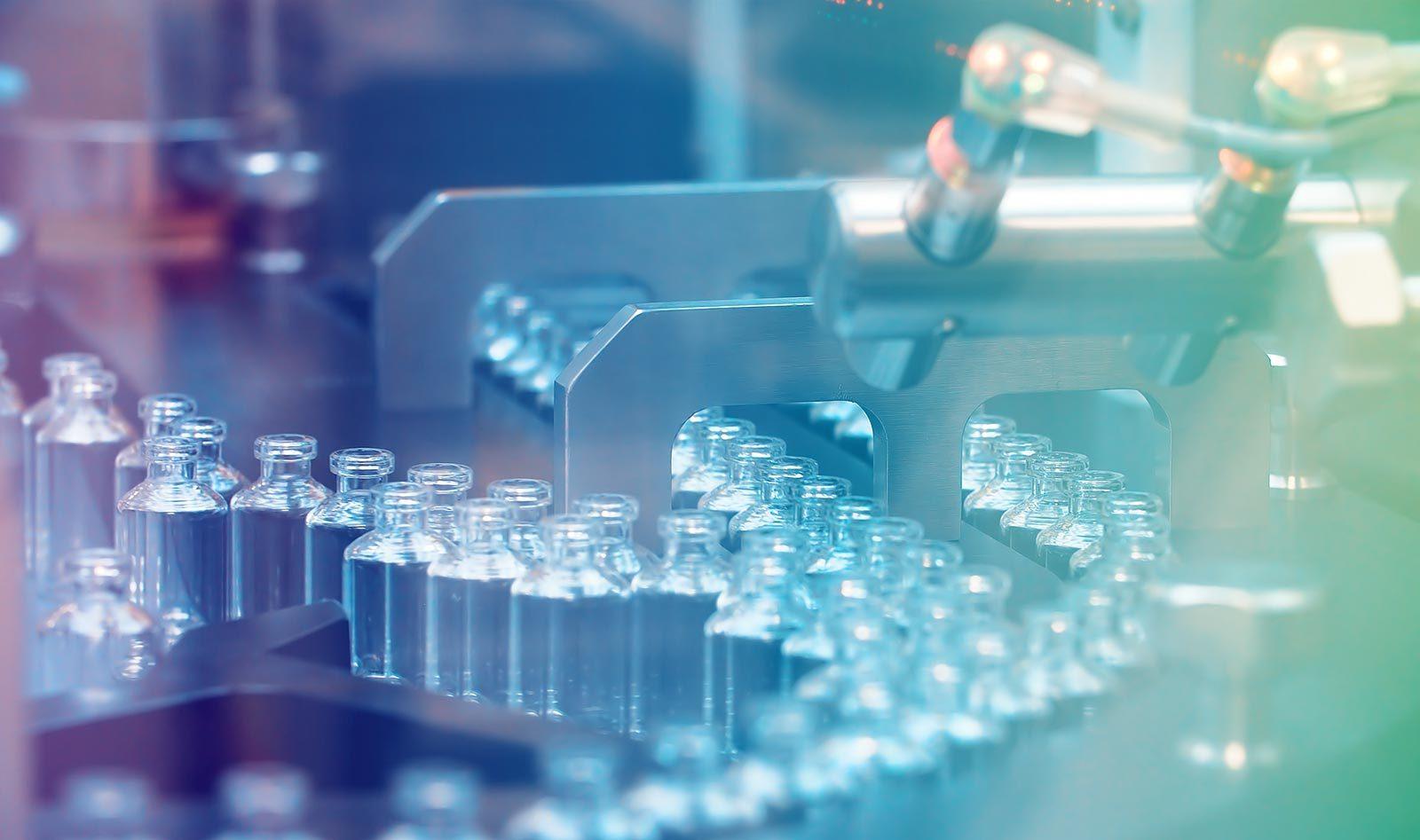Pharma process Raman spectrometer